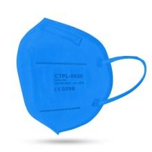 FFP2 niebieska CTPL
