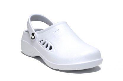 białe obuwie medyczne