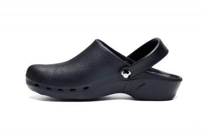 czarne obuwie medyczne