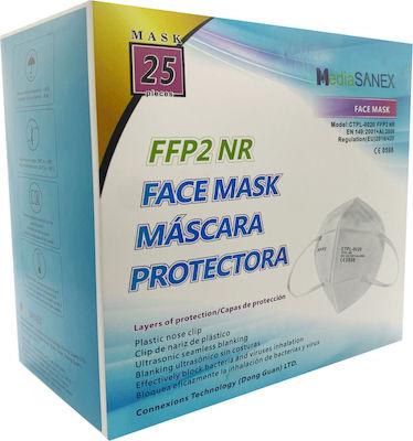 ffp2 white mask cptl
