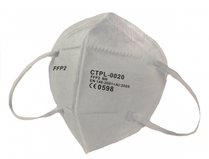 ffp2 biala mask cptl