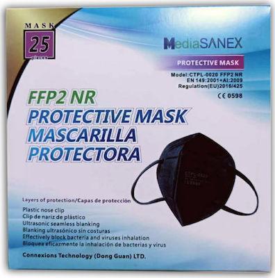 ffp2 black mask cptl