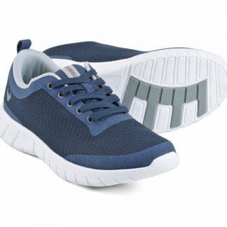 Alma navy obuwie
